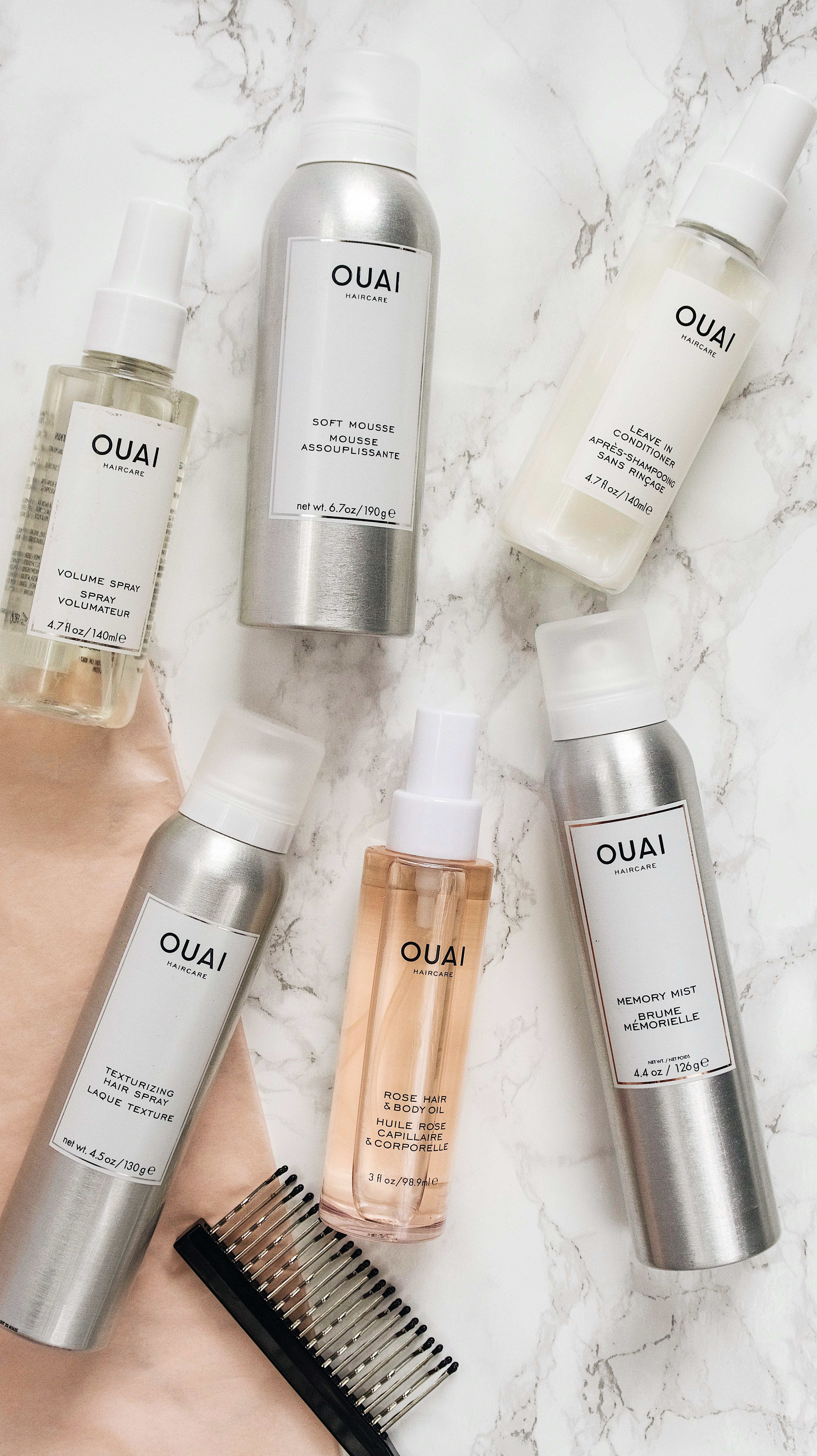 OUAI Haircare Review