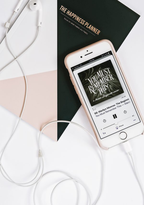Friday Five | My 5 Favorite Podcasts