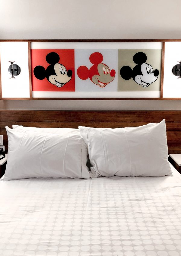 A Stay At Disney's Pop Century Resort