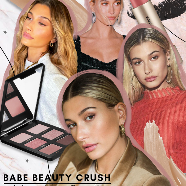 Hailey Bieber Collage