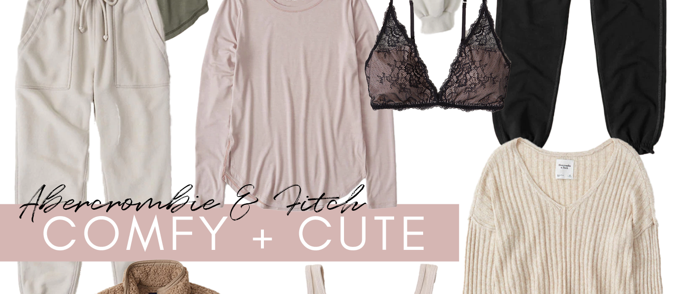 Comfy + Cute Looks from Abercrombie
