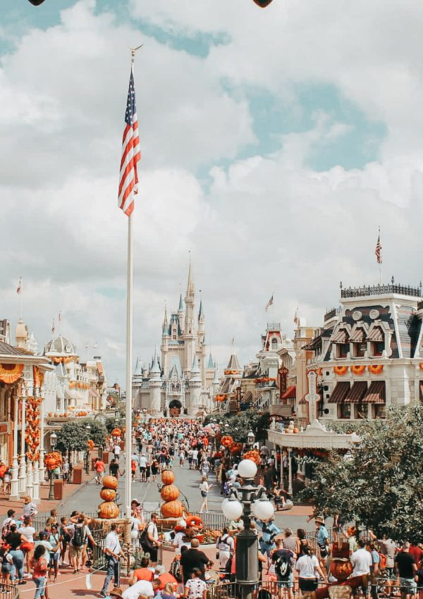 Walt Disney World Announces Reopening Plan
