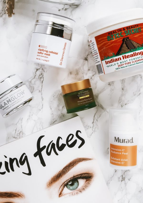 My 5 Holy Grail Face Masks