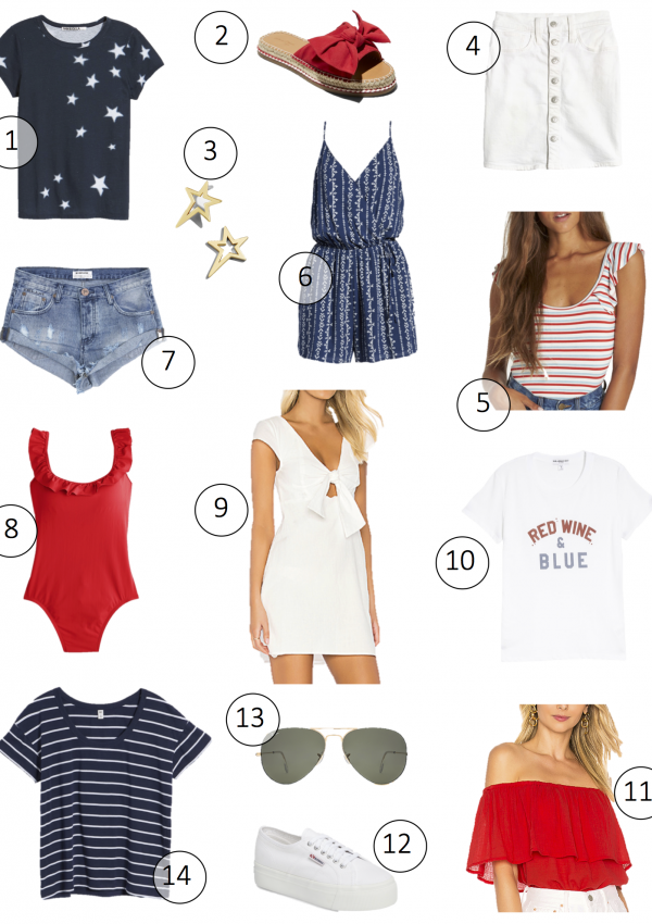 4th of July Finds Under $100