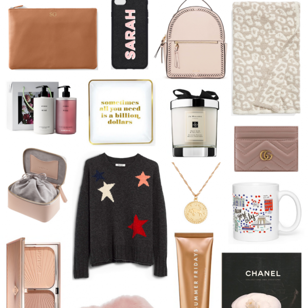 Gift Guide For The It Girl