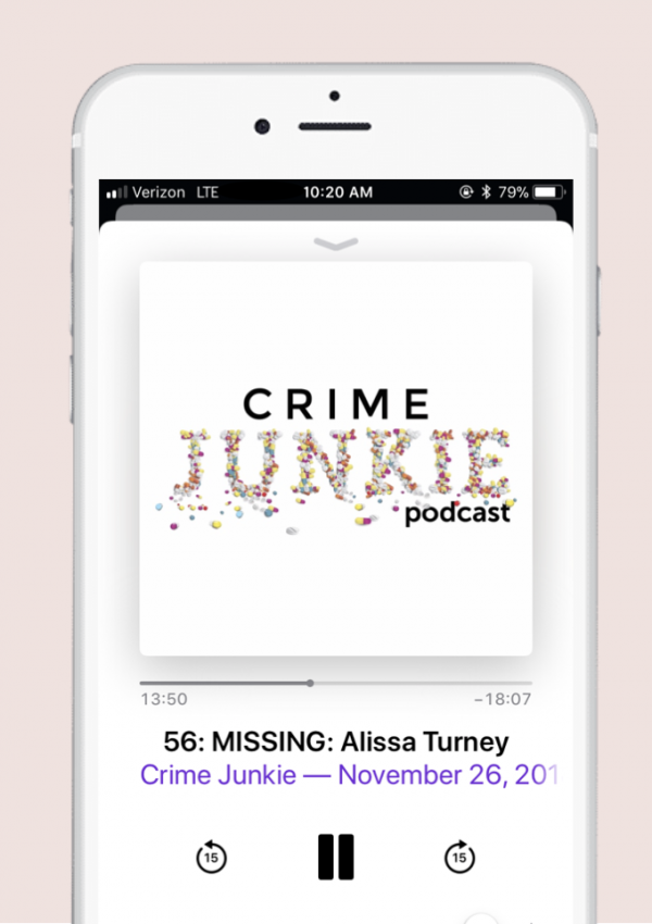 My Top 10 Favorite True Crime Podcasts